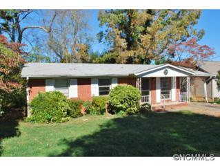 29  West Chapel Circle  , Asheville, NC 28803 (MLS #572646) :: RE/MAX Four Seasons Realty