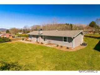 569  Upper Glade Creek Road  , Pisgah Forest, NC 28768 (#574921) :: Exit Mountain Realty