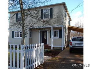 108  Johnson Hill Dr  , Waynesville, NC 28786 (MLS #576485) :: Exit Realty Vistas