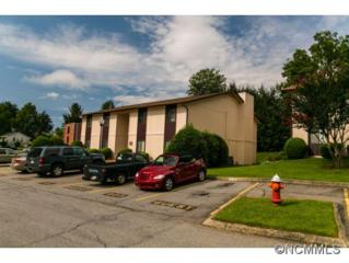 111  Shepard Square #603  , Brevard, NC 28712 (#579808) :: Exit Mountain Realty