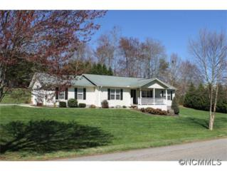10  Brierfield  , Candler, NC 28715 (#580281) :: Exit Realty Vistas