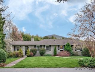 12  Ridgefield Place  , Asheville, NC 28803 (#581932) :: Exit Realty Vistas