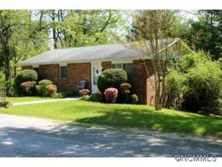 110  Belmont Drive  , Hendersonville, NC 28739 (#583718) :: Exit Mountain Realty