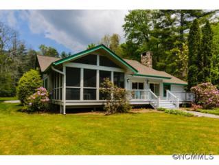 1770  West Club Blvd  , Lake Toxaway, NC 28747 (#584614) :: Exit Realty Vistas