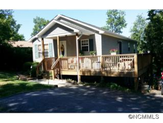 26  Winding Rd  , Asheville, NC 28803 (#585160) :: Exit Realty Vistas