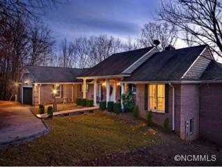 40  Sugar Maple Drive  , Mills River, NC 28759 (MLS #574016) :: Exit Realty Vistas