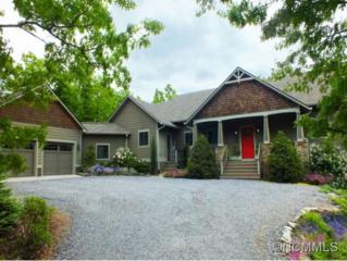 16  Wandering Ridge Drive  , Black Mountain, NC 28711 (MLS #564165) :: Exit Realty Vistas