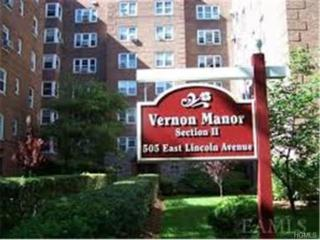 505 E Lincoln  507, Mount Vernon, NY 10550 (MLS #4412875) :: William Raveis Legends Realty Group