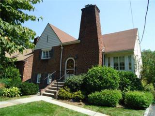47  Rockridge Road  , Mount Vernon, NY 10552 (MLS #4432027) :: William Raveis Legends Realty Group