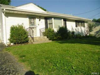 6  Morningside Road  , Newburgh, NY 12550 (MLS #4436954) :: William Raveis Baer & McIntosh
