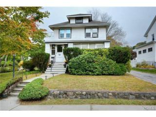 341  Depew Street  , Peekskill, NY 10566 (MLS #4437858) :: The Lou Cardillo Home Selling Team