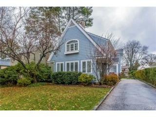 54  Fernwood Road  , Larchmont, NY 10538 (MLS #4444896) :: The Lou Cardillo Home Selling Team