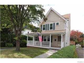 39  Sherwood Avenue  , Ossining, NY 10562 (MLS #4506251) :: William Raveis Legends Realty Group