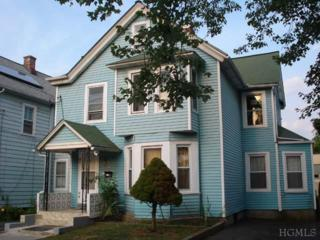 7  Allen Place  , Poughkeepsie, NY 12601 (MLS #4516207) :: Carrington Real Estate Services