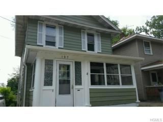 107  Dupont Avenue  , Newburgh, NY 12550 (MLS #4524006) :: William Raveis Baer & McIntosh