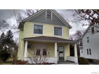 212  Willow Avenue  , Cornwall, NY 12518 (MLS #4511827) :: William Raveis Baer & McIntosh