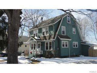 606  Union Avenue  , Peekskill, NY 10566 (MLS #4509337) :: The Lou Cardillo Home Selling Team