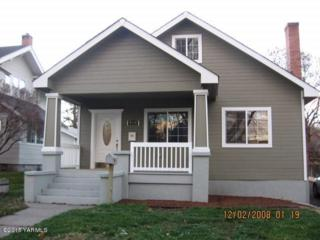 108 N 24TH Ave  , Yakima, WA 98902 (MLS #15-568) :: Results Realty Group